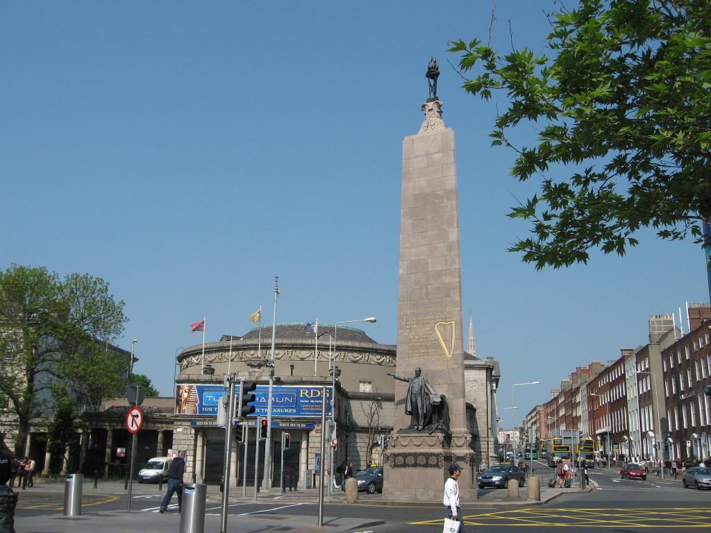 Parnell Monument