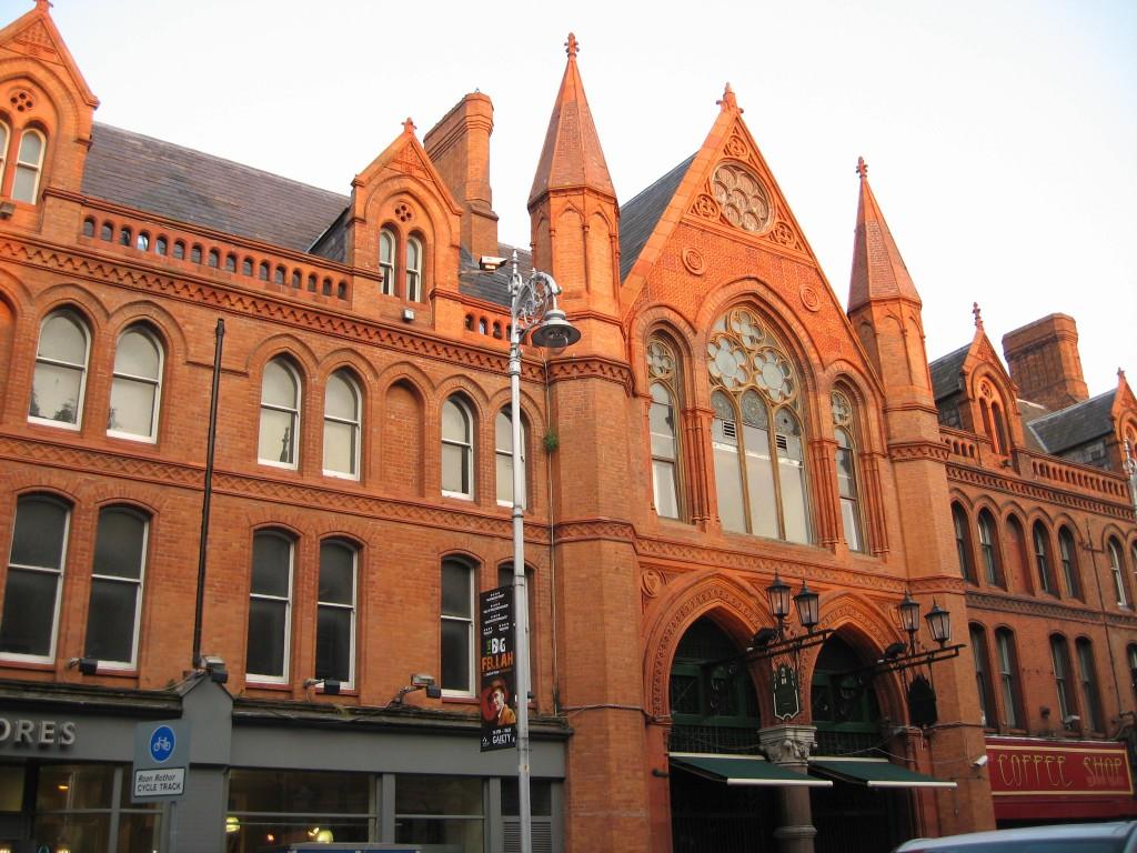 Neogothic Building