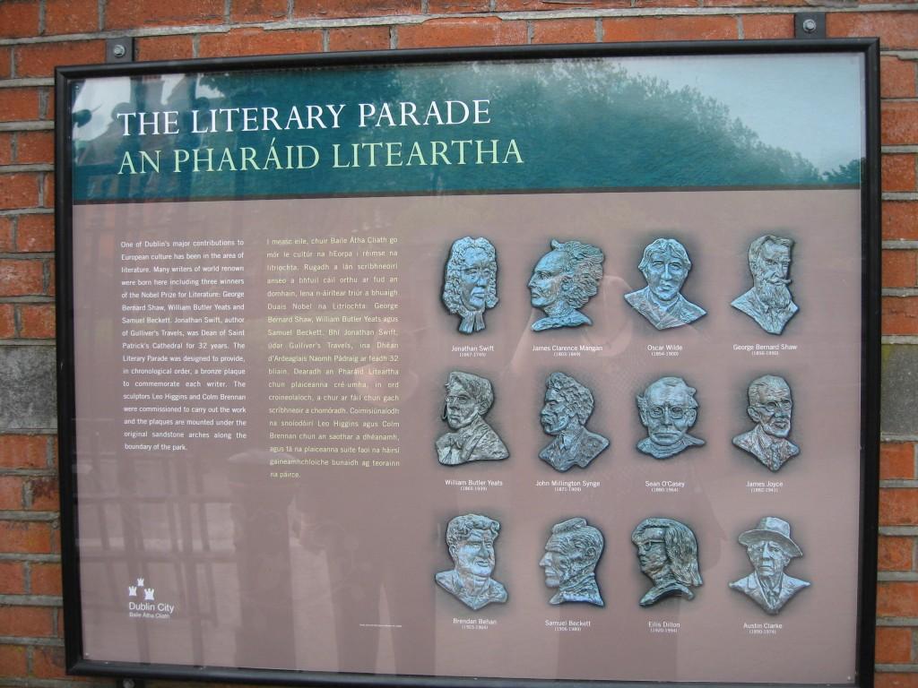 Literary Parade
