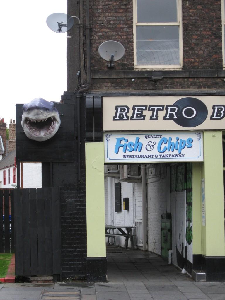 Fish 'n Chips shop