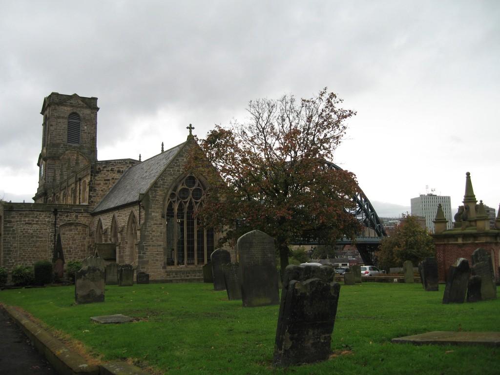 St. Mary's Gateshead
