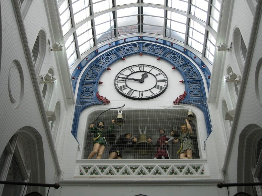 Leeds Thornton's Arcade