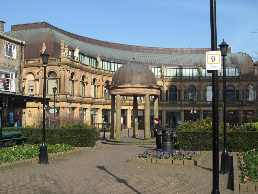 Victoria Shopping Centre in Harrogate