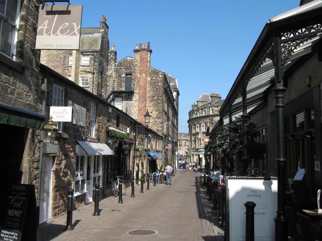 Harrogate street