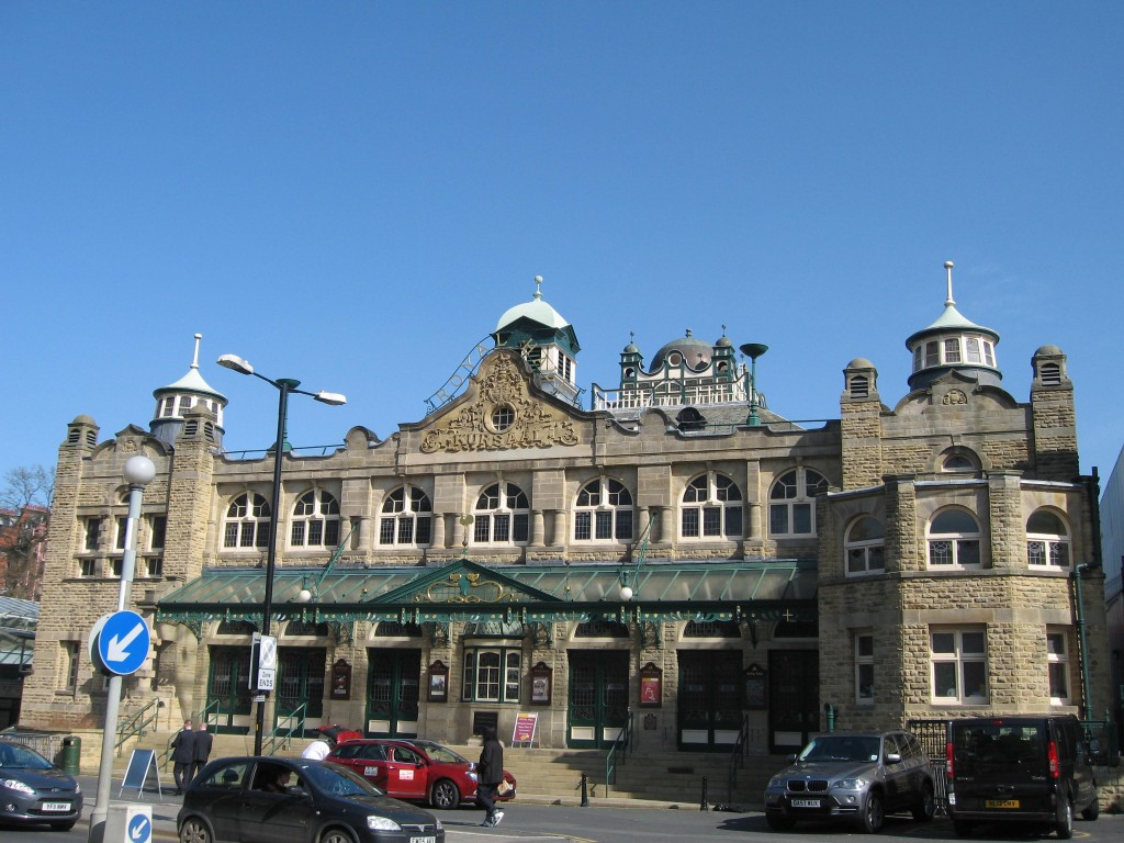 Royal Hall in Harrogate