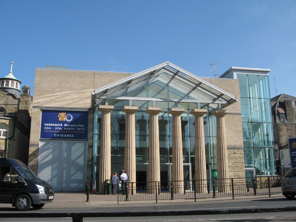 Harrogate exhibition centre