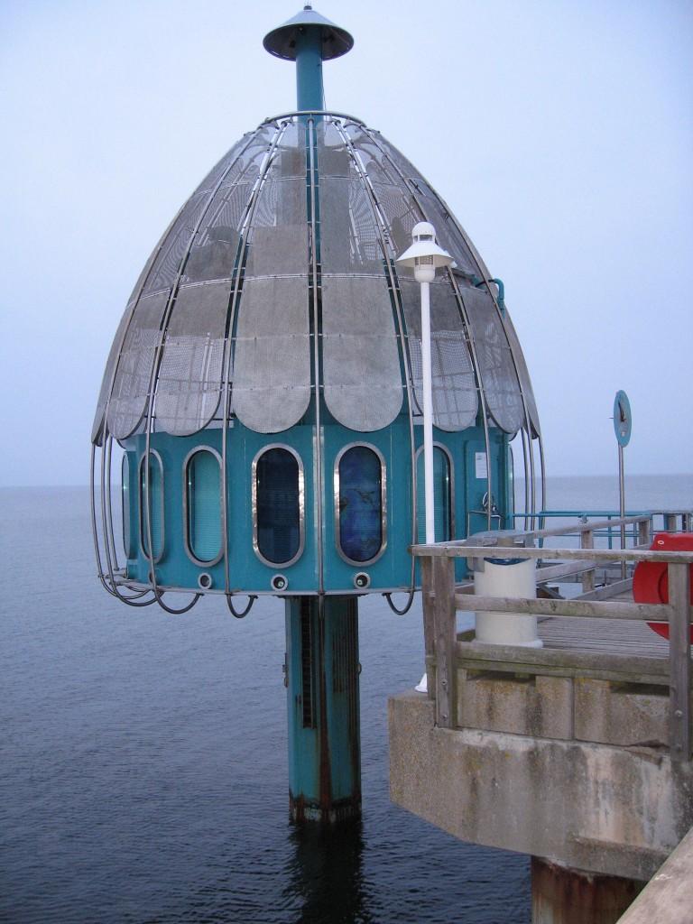 Pier at Zinnowitz