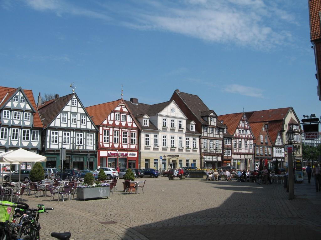 Celle square