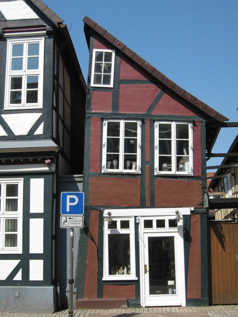 Divorce house, Celle