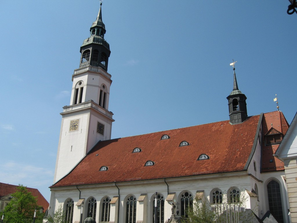Town church in Celle