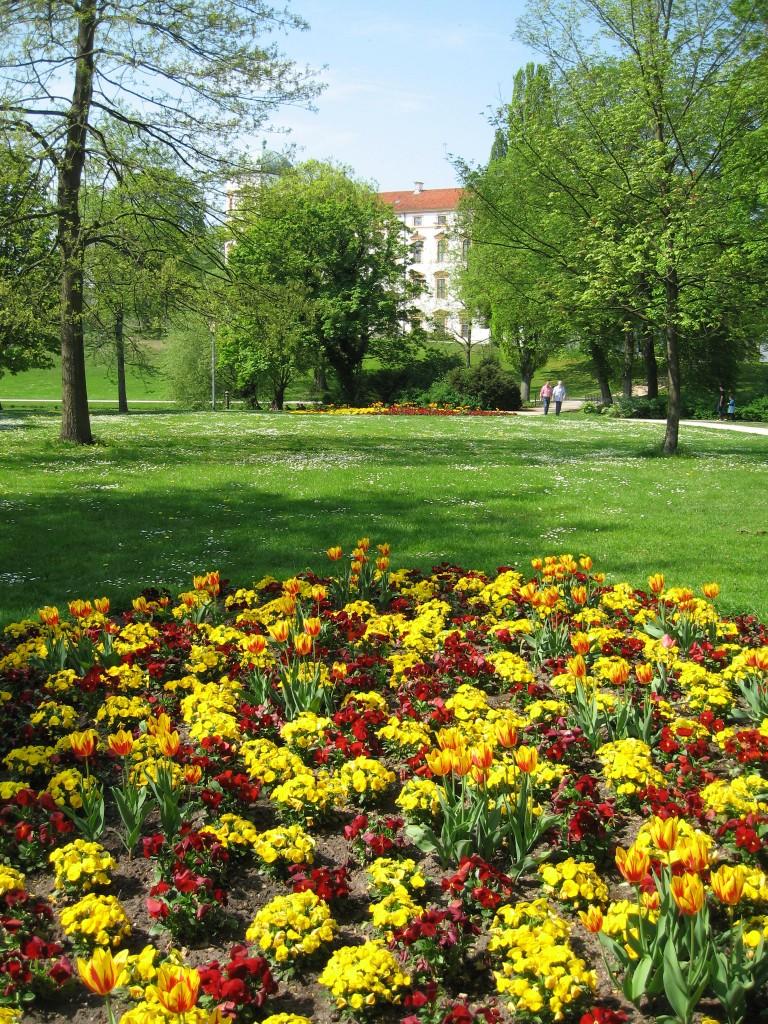 Celle Castle Park
