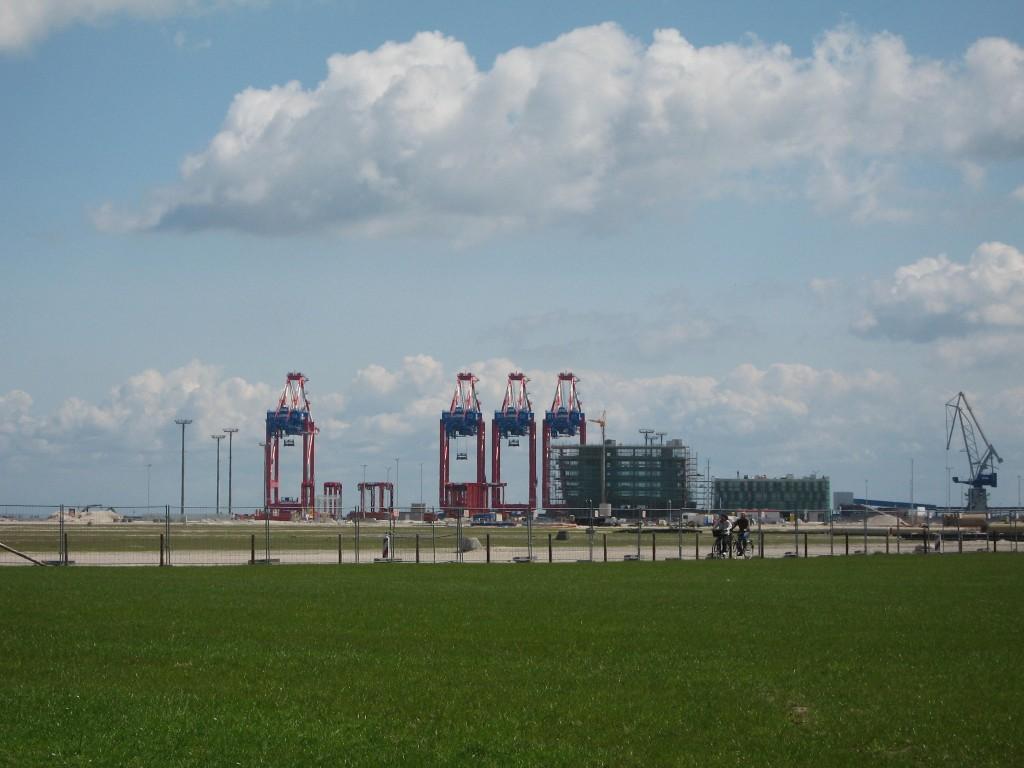 Jade-Weser Port