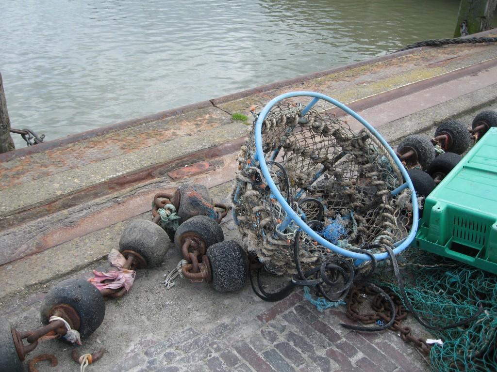 More fishing equipment