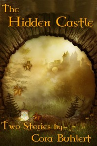 The Hidden Castle by Cora Buhlert