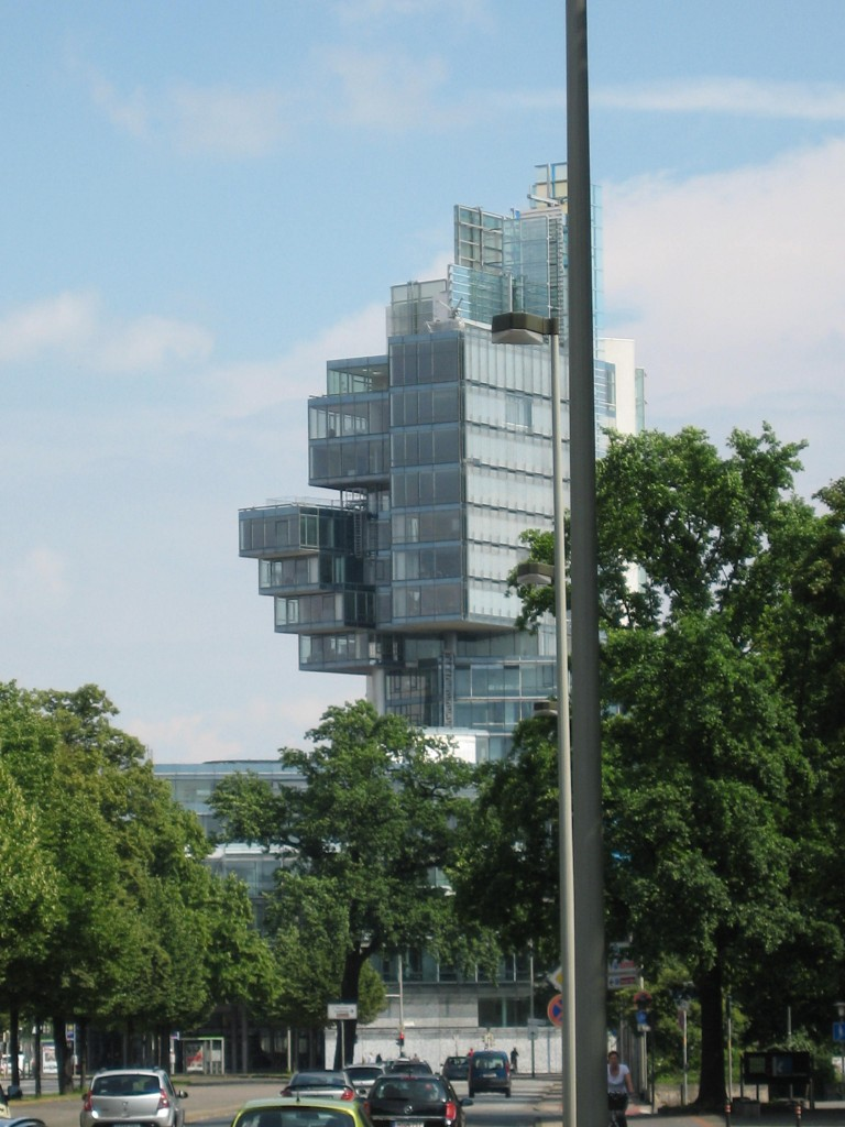 Ugly building in Hannover