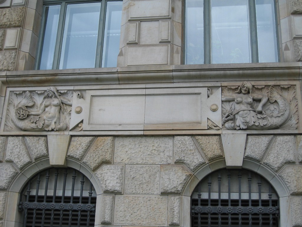 Detail: New Townhall Hannover