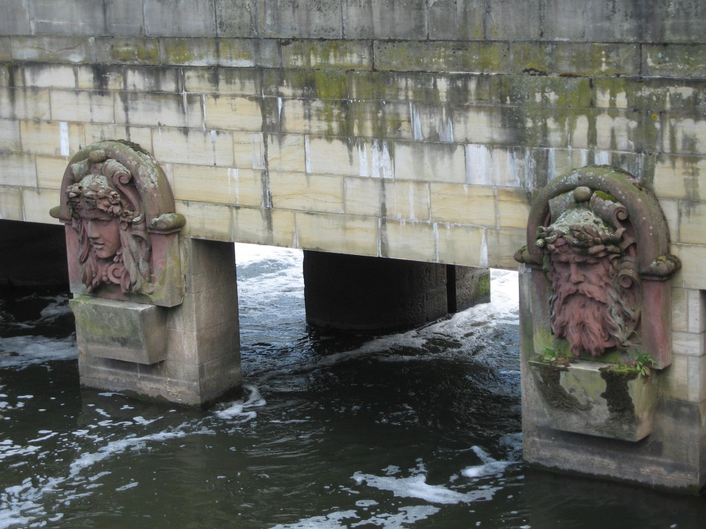 Leine bridge