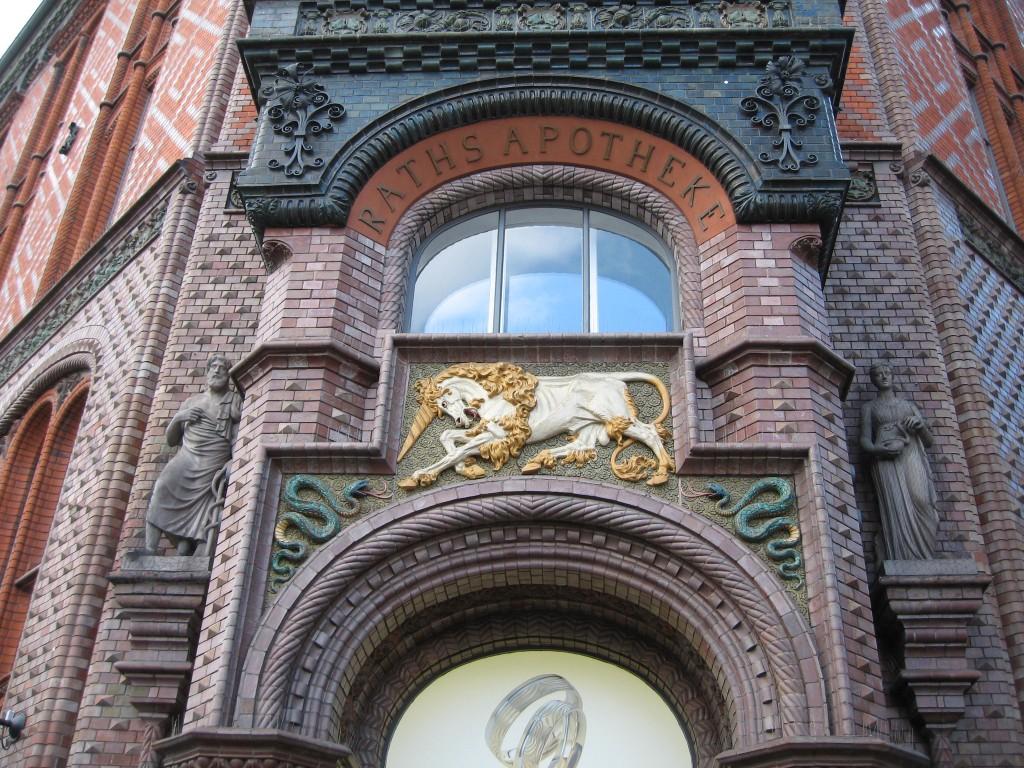 Detail Rathsapotheke Hannover