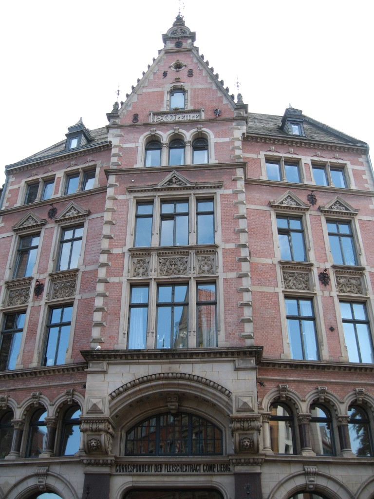 Liebig building Hannover