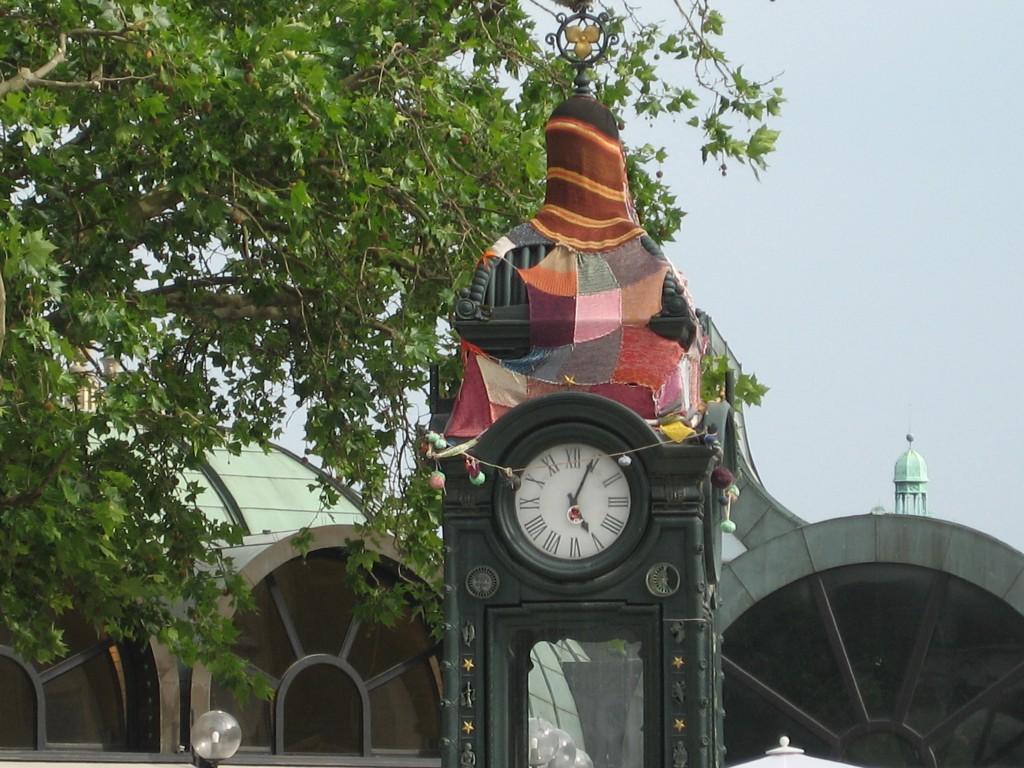 Kröpcke Clock Hannover