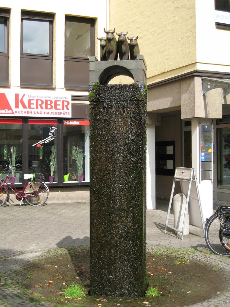 Osnabrück fountain