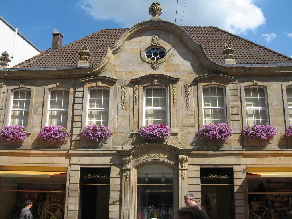 18th century building Osnabrück