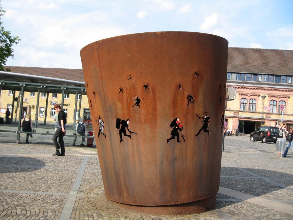 Varus battle monument Osnabrück