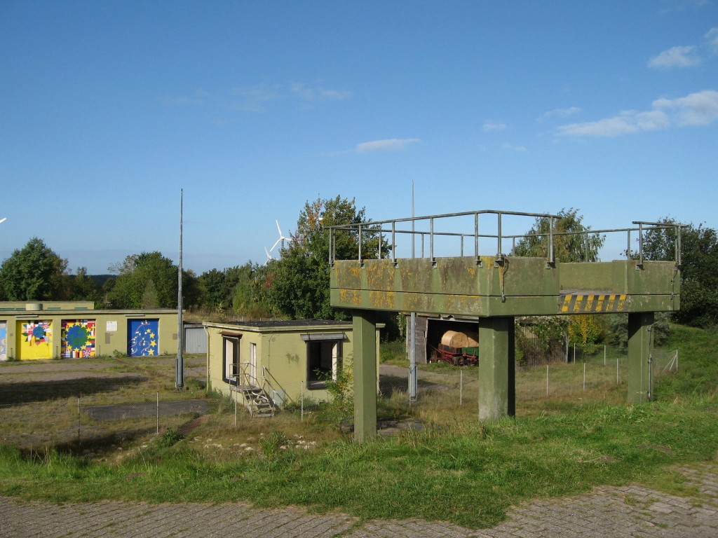Syke Hoher Berg military installation