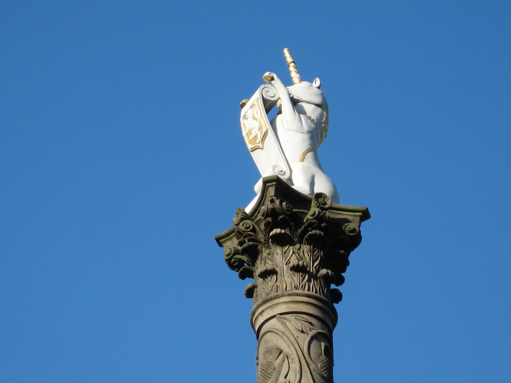 Aberdeen Mercat Cross