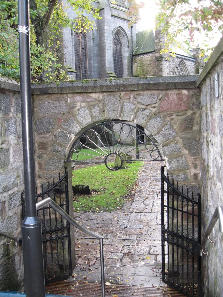 Aberdeen St Nicholas Churchyard