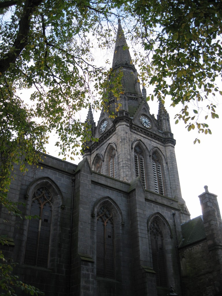 Aberdeen St Nicholas Kirk