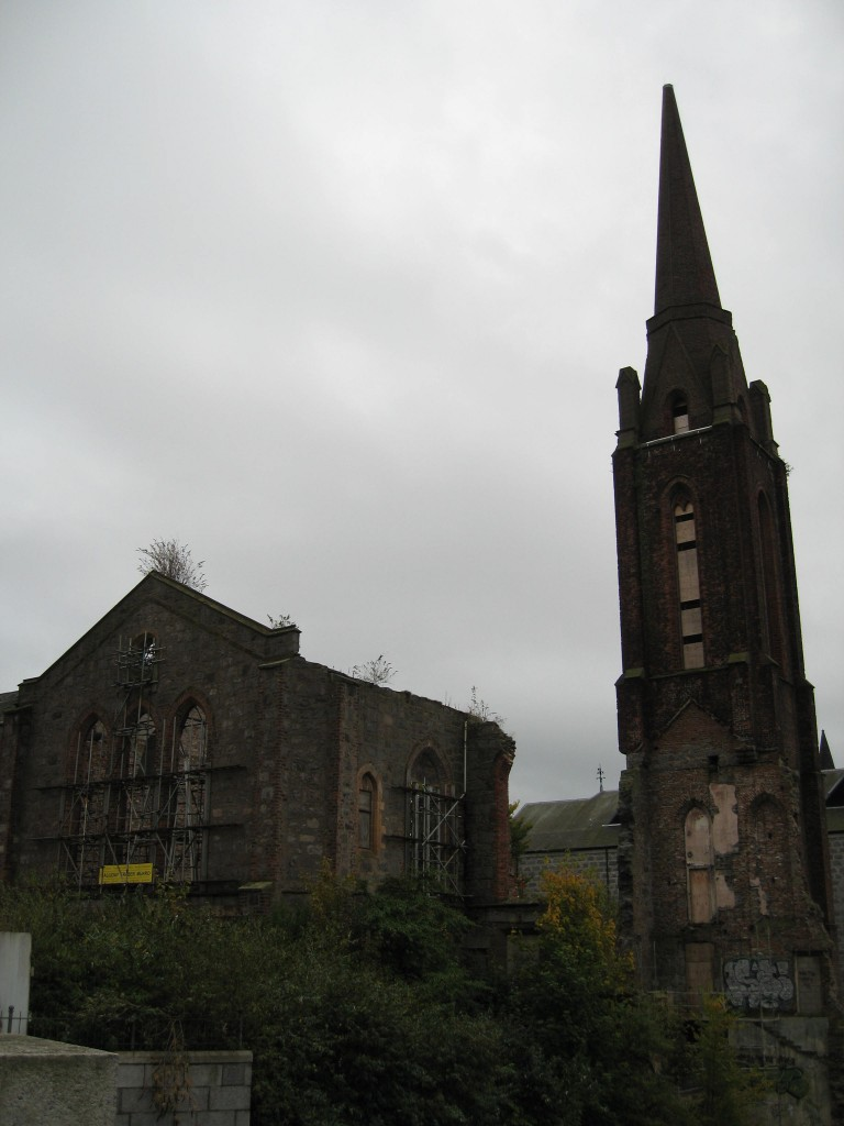Aberdeen ruined church