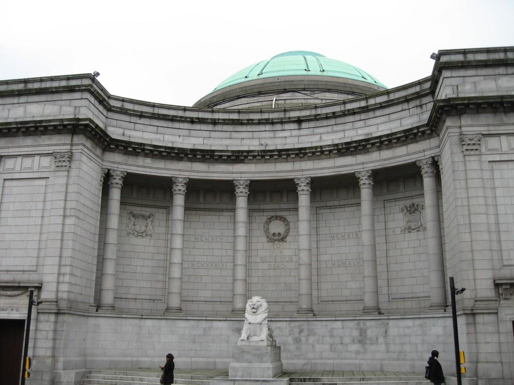 Aberdeen library