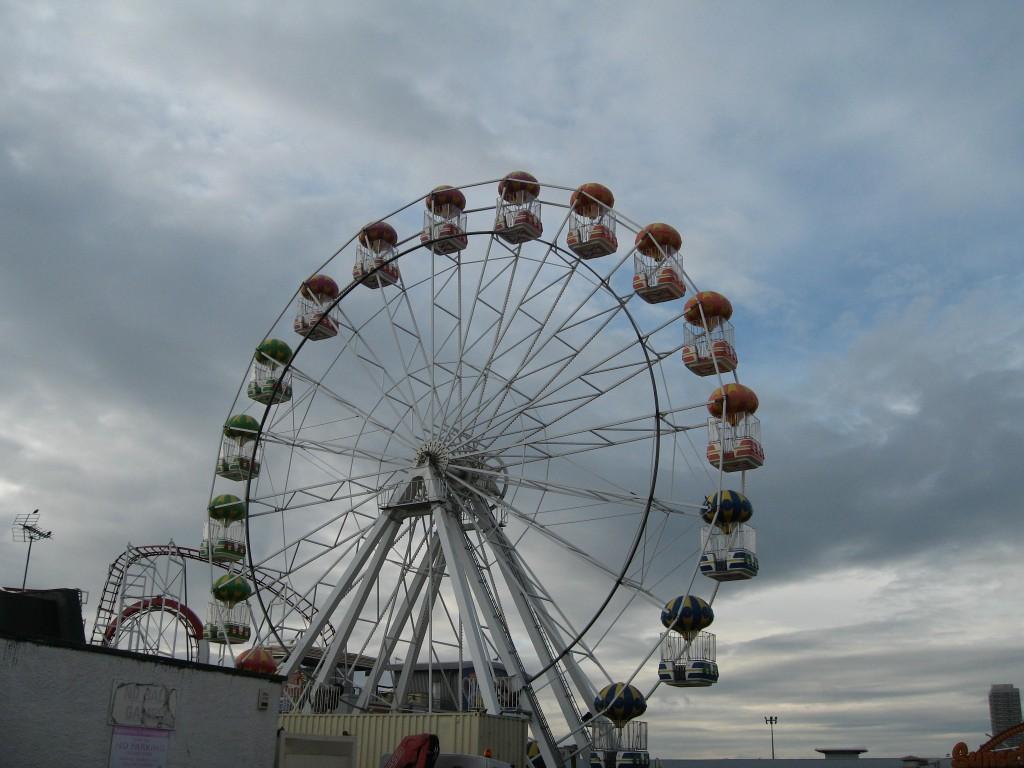Aberdeen ferris wheel