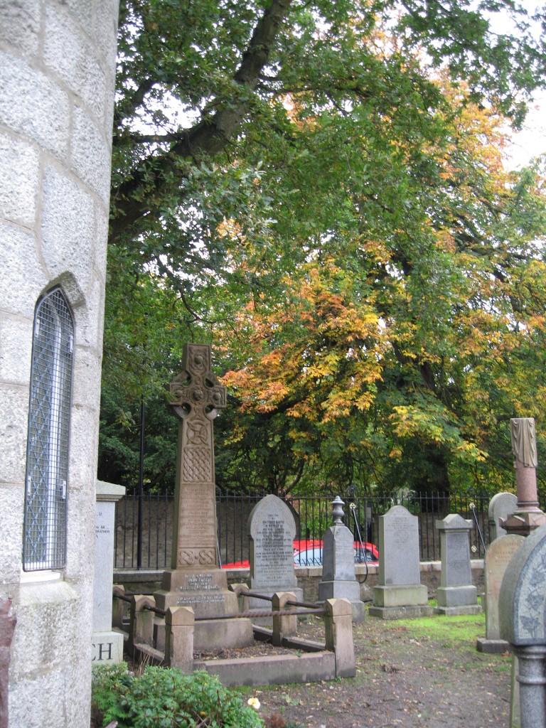 Aberdeen St Machar's churchyard