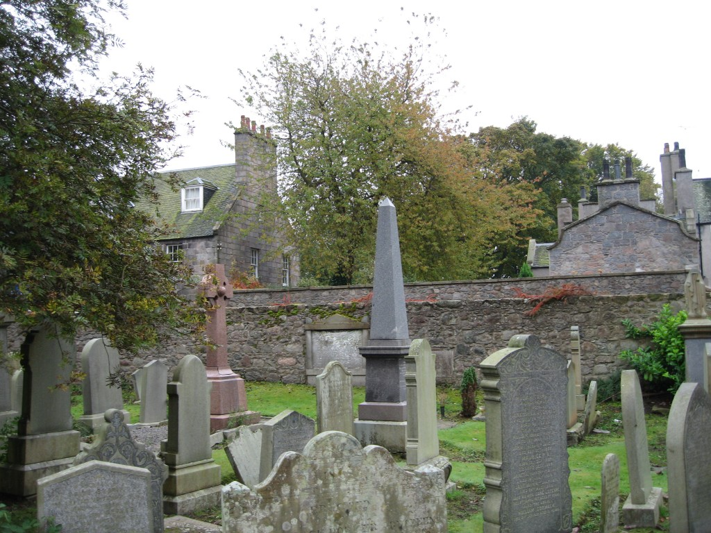 Aberdeen St. Machar's church yard