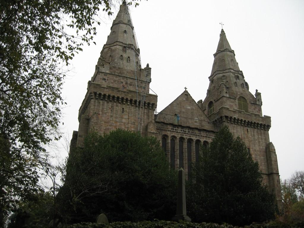 Aberdeen - St Machar's Cathedral