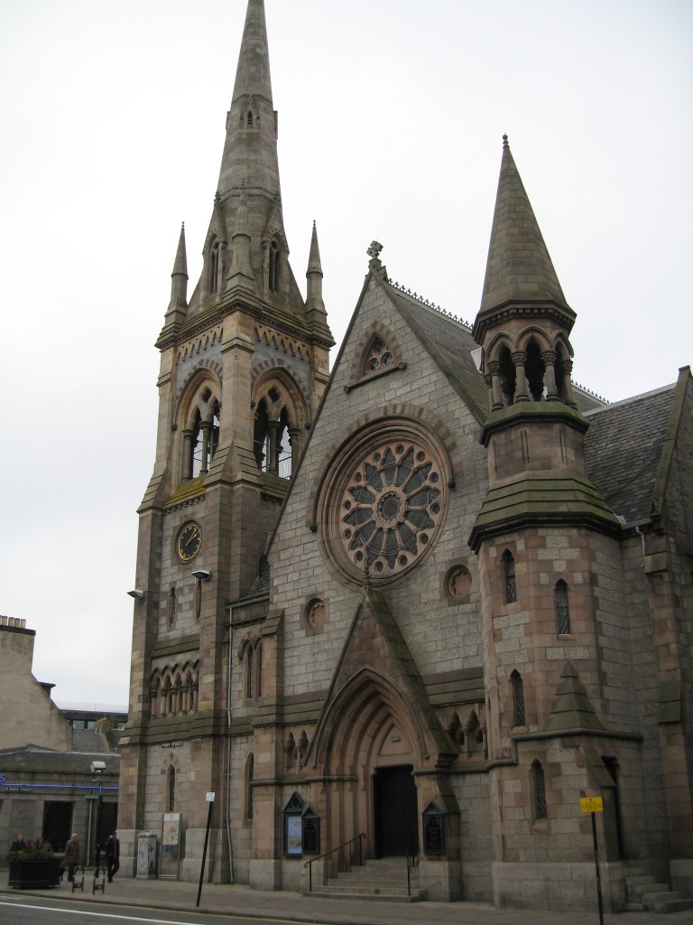 Aberdeen Church