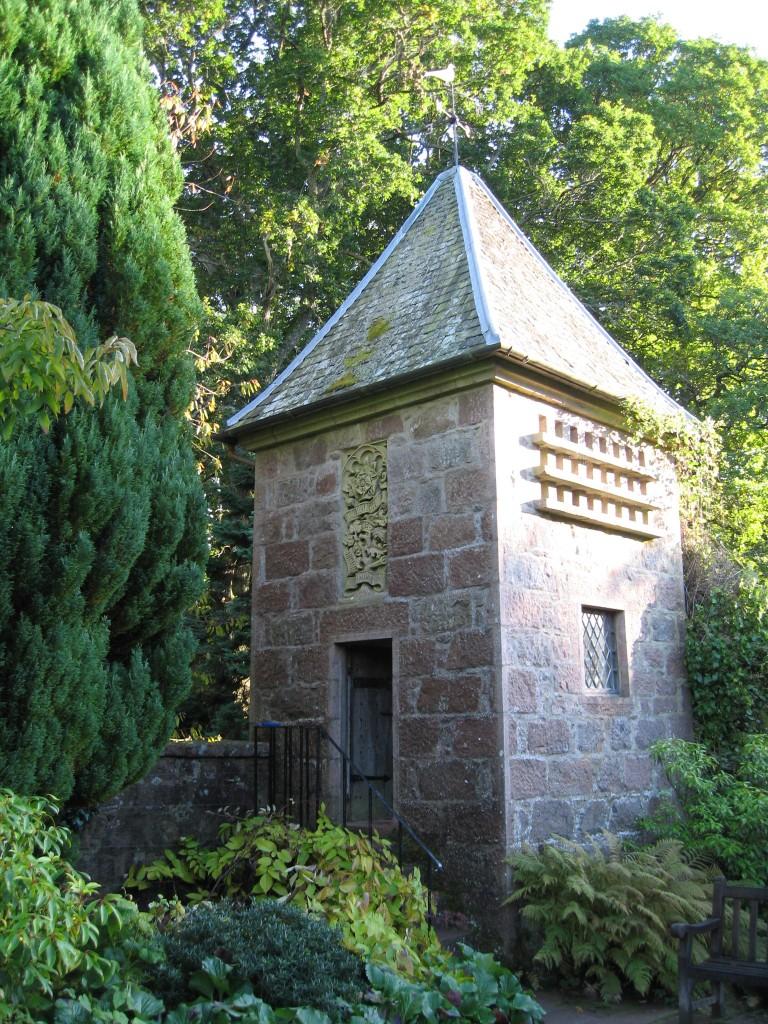 Crathes Castle tower