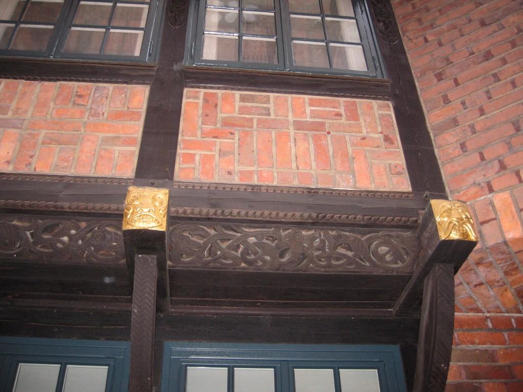 Bremen Böttcherstraße Crusoe House