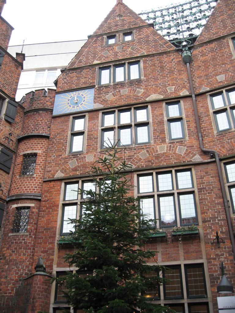 Böttcherstraße Bremen - House of the Glockenspiel