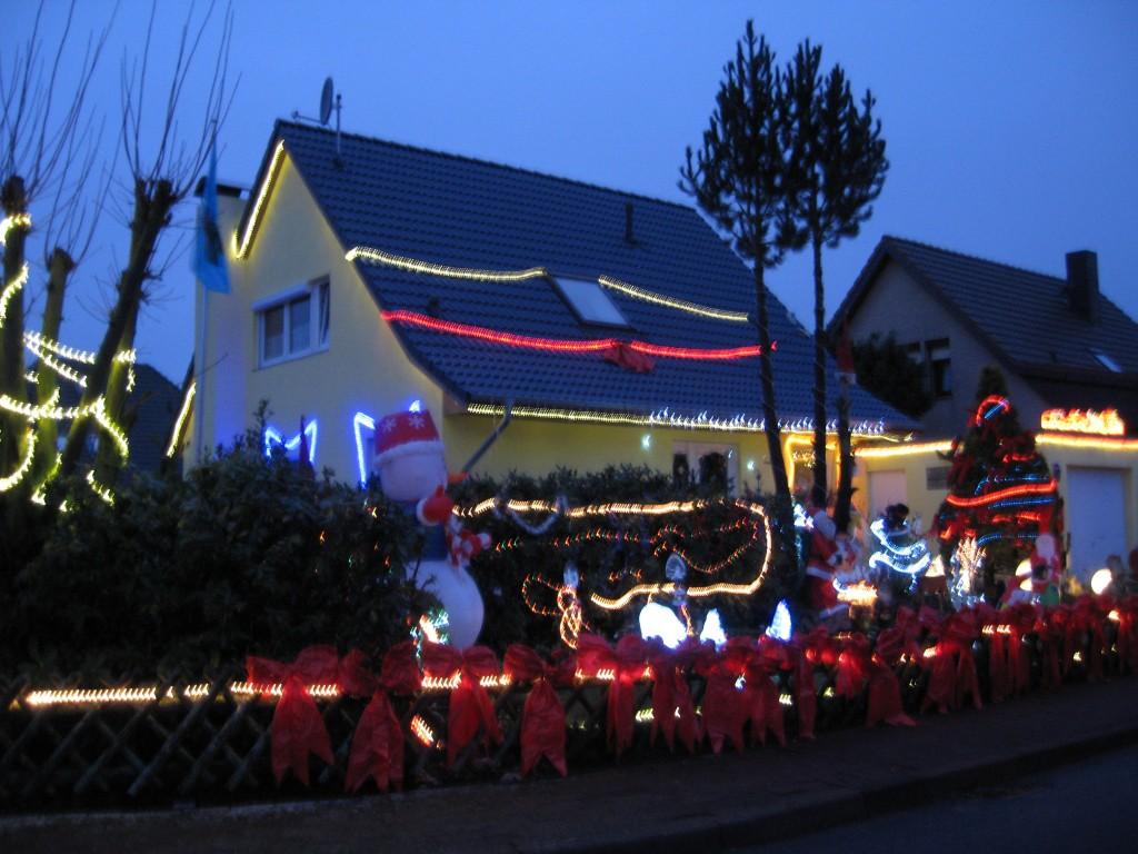 Mad Santa House
