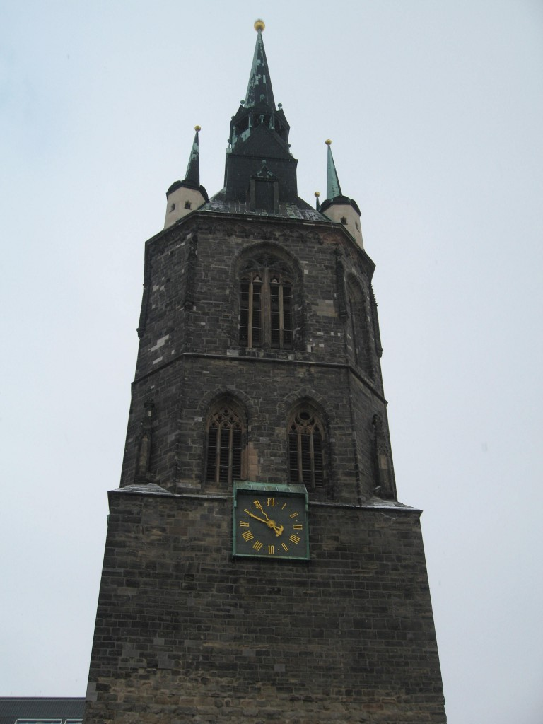 Halle Red Tower