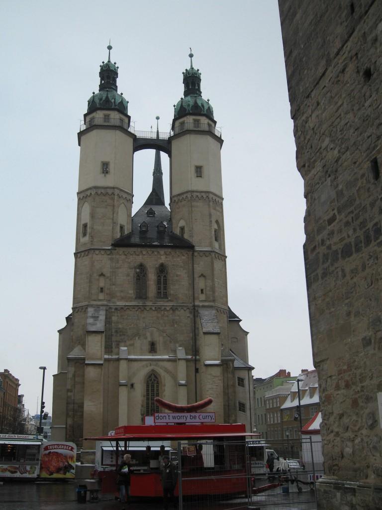 Halle Marktkirche