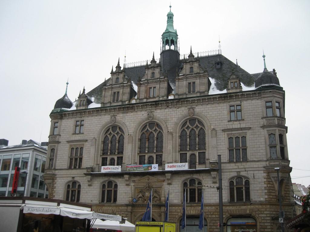Halle Stadthaus