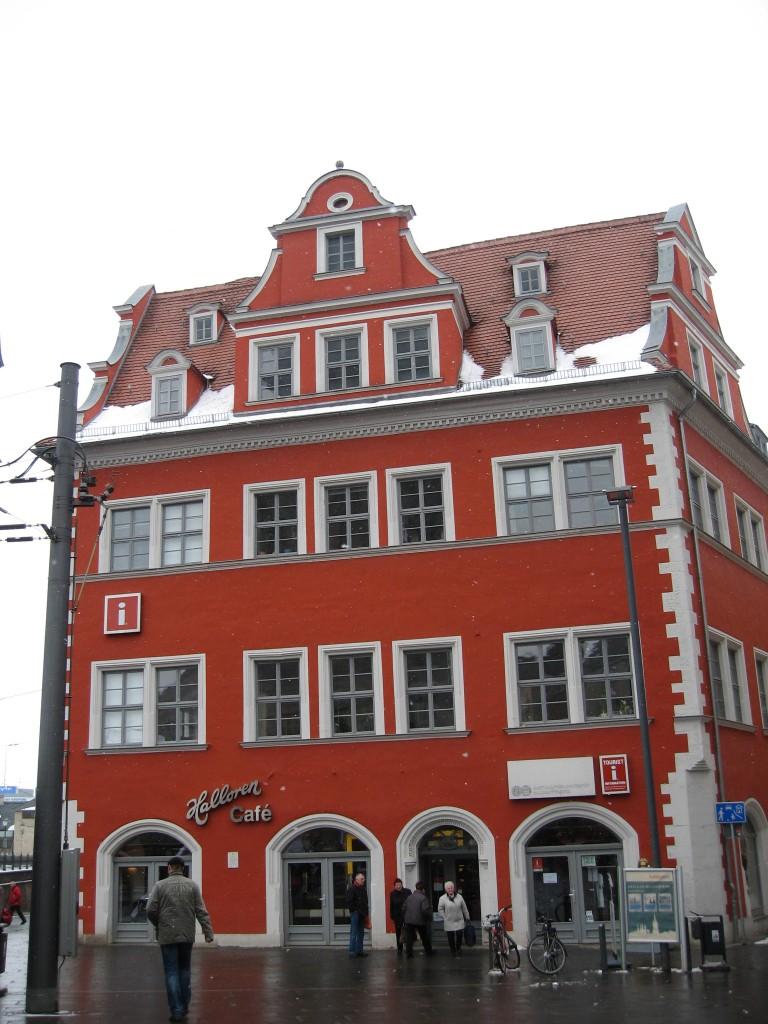 Halle Halloren Cafe