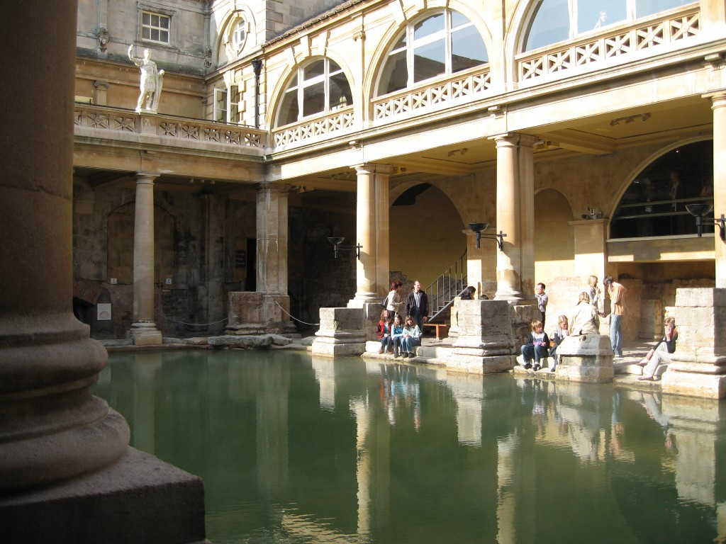 Bath: Roman baths