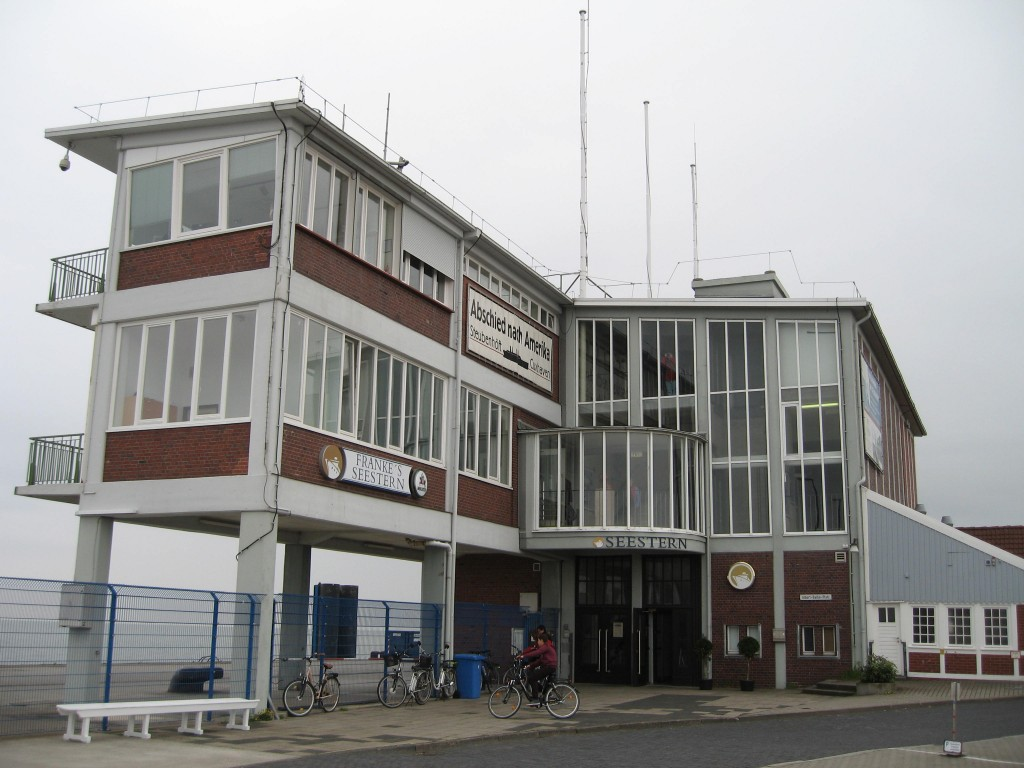 Cuxhaven Steubenhöft