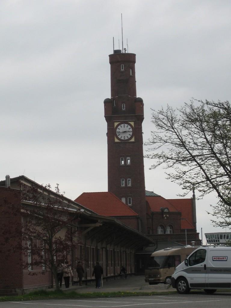 Cuxhaven Hapag Hallen