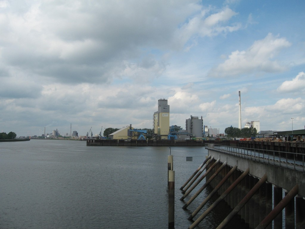 Bremen harbour